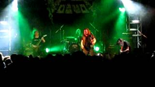 Voivod (Live Rock'n'Roll Arena) - Kaleidos (not complete) (pt. 11/16)