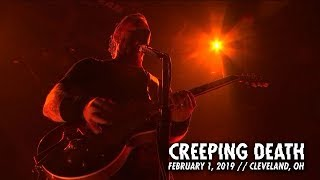 Metallica: Creeping Death (Cleveland, OH - February 1, 2019) YouTube Videos