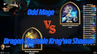 Dragon Unstable Krag