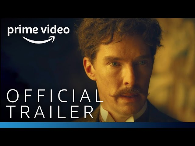 The Electrical Life of Louis Wain - Official Trailer   Prime Video
