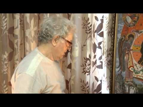 Уникальные картины из камня создает кубанский художник