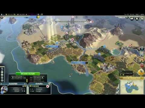 Civilization V™ gameplay HD