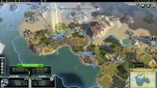 Civilization V™ gameplay HD