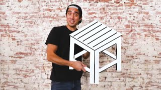 Furniture Optical Illusions 2 - Zach King Magic