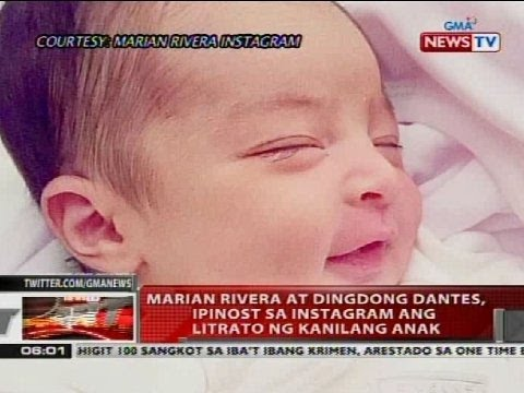 Marian Rivera at Dingdong Dantes, ipinost sa instagram ang ...