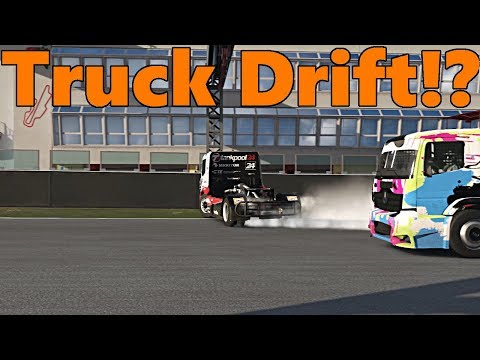Forza Motorsport 7 Demo | Will the Tankpool Race Truck DRIFT!?