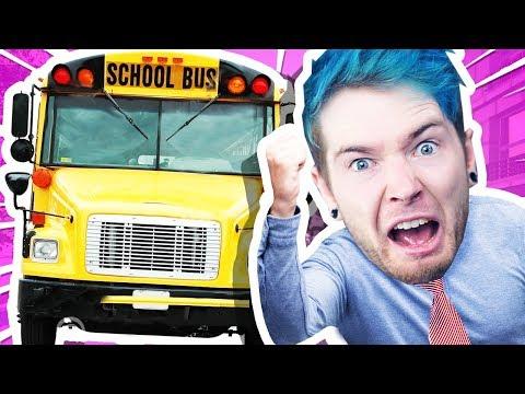 I Became A CRAZY Bus Driver!