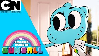 Amazing World of Gumball | The Wattersons' Funny Moments | Cartoon Network