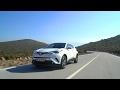 Toyota C-HR Test Sürüşü / 1.2 Çiğerli