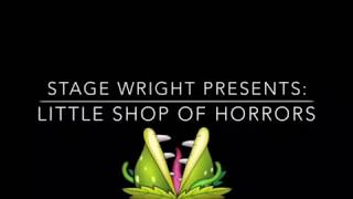 C. Milton Wright Fall Musical 2018-2019: Little Shop of Horrors