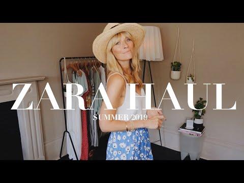 ZARA TRY ON HAUL | SUMMER 2019
