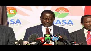 NASA yasema Uhuru hakuchaguliwa kihalali
