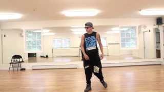 Chris Brown - 2012 ll Tailz Dance Cover