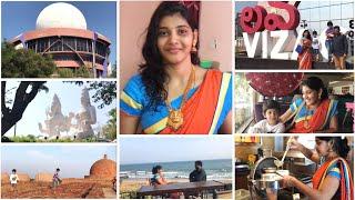 విశాఖపట్నం అందాలు | Vlog On Beauty Of Vizag | Kailasagiri-Novotel Bhimili Resorts-Thotlakonda #DIML