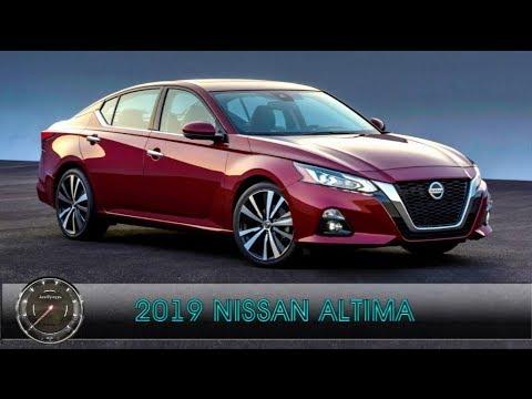 Новый 2019 Nissan Altima | ПЕРВЫЙ ОБЗОР - Ниссан Алтима 2019 Модельный Год