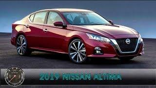 новый 2019 Nissan Altima  ПЕРВЫЙ ОБЗОР - Ниссан Алтима 2019 Модельный Год