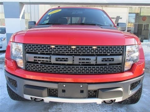 Used Trucks For Sale In Ma >> 2010 Used Ford F 150 Raptor Svt Truck For Sale Boston Ma Youtube