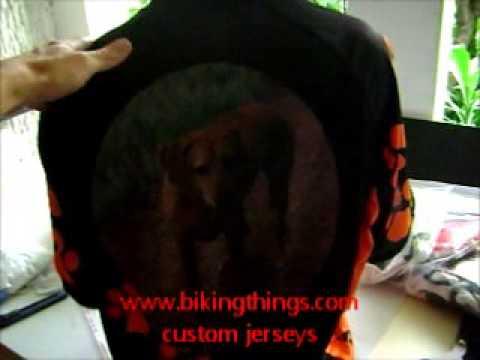 9d0181da0 custom black jersey with dog paws