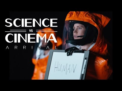 Science vs Cinema: ARRIVAL