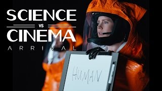 Science vs. Cinema: ARRIVAL