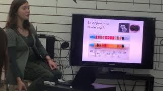 Евгения Правдолюбова: Вводный курс современной биологии. Шестое занятие: бактерии и грибы