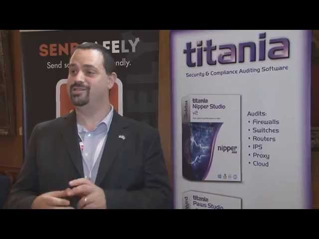 Information Security career advice from Ian Whiting, CEO, Titania
