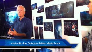 James Cameron And Avatar Production Designers