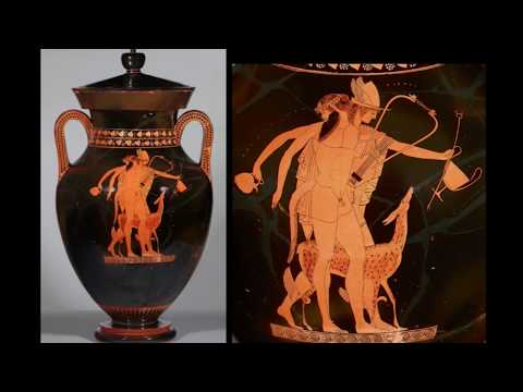 The Dr. John and Helen Collis Lecture 2017:  Athenian Vase-Painting in the Early Fifth Century BC