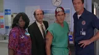 Отличная нарезка смешных моментов сериала Клиника