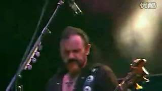 Motorhead Just Cos You Got The Power 2006