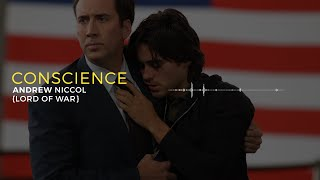 13. Conscience | Lord Of War | Andrew Niccol
