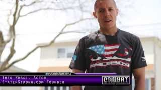 Theo Rossi of SOA on his charity, Staten Strong