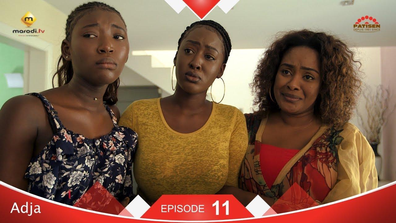 Série ADJA - Episode 11 - YouTube