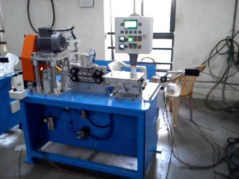 Conduit  Feeding and Cutting Machine - Kirpekar