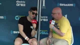2017 Miami Music Week Interview with 3LAU