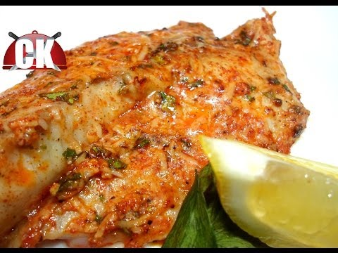 Easy Baked Fish – Chef Kendra's Easy Cooking!