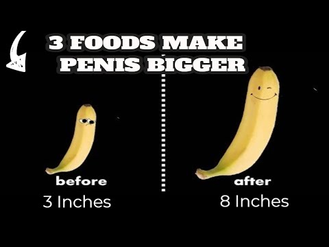 Ways to make your penis bigger at home