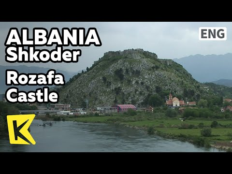 【K】Albania Travel-Shkoder[알바니아 여행-슈코더르]로자파 성의 전설/Rozafa Castle/Legend/View