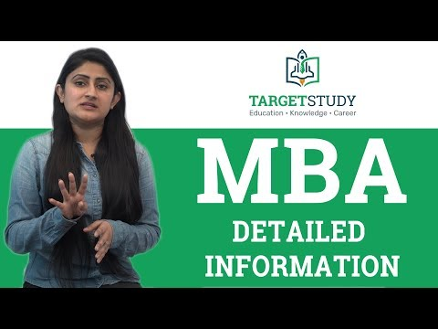 MBA - Master Of Business Administration - MBA Course Details, Admission, Eligibility And Modes
