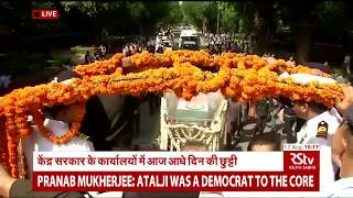 Video Nation mourns Vajpayee's death l Special Coverage (Part - 04) download MP3, 3GP, MP4, WEBM, AVI, FLV Agustus 2018