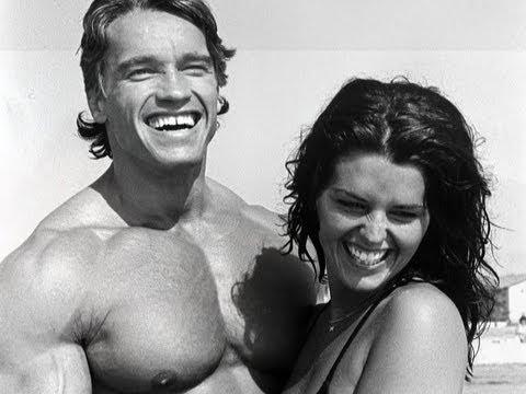 When Arnold met Maria Shriver