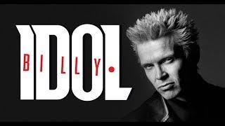 Billy Idol - welch mn treasure island casino - 7-9-2019