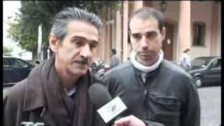 Coriano: la commozione dei concittadini di Simoncelli