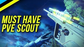 Destiny 2: Nameless Midnight Review - S-Tier PvE Scout | Why You Need This Legendary