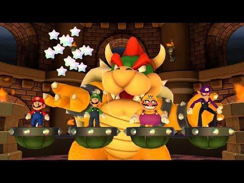 Mario Party 10 - Mario Party Mode - Chaos Castle (Master Difficulty)