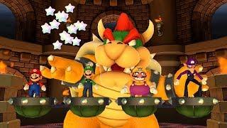 Mario Party 10 - Mario Party Mode - Chaos Castle  Master Difficulty