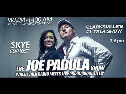 Joe Padula LIVE! Feb. 05, 2016