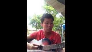Rừng lá thấp Quang Lực cover (Bolero cho người mới học guitar).