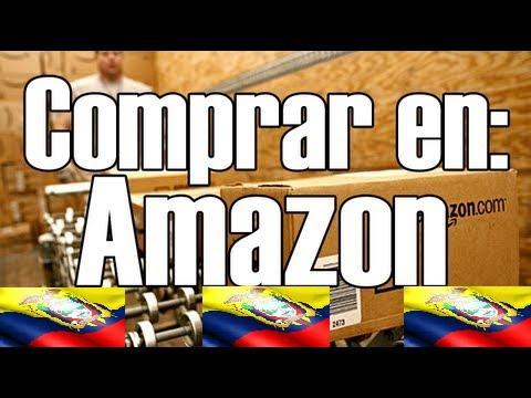 Como Comprar en Amazon (EEUU) Desde Ecuador y SIN TARJETA DE CRÉDITO