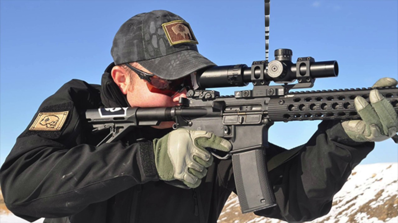 Mailtime! Unboxing and Installing Lucid L7 Scope and Lucid C3 Weapons Light
